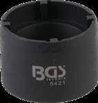 Bgs Technic Kroonmoersleutel voor transmissieflens voor Scania 72/80 mm