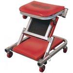 Werkplaatsstoel/plooibaar montageligbed 1020x400x470mm