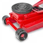 Hydraulische garagekrik 2,5t - extra laag voor sportieve wagens