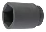 Bgs Technic Kracht dopsleutelset zeskant, diep 25 mm (1) 27 - 50 mm 8-delig