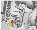 Bgs Technic Krukas blokker gereedschap VAG FSI / TFSI