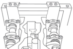 Bgs Technic Motorafstelset voor BMW N43