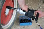 Bgs Technic Lucht slagmoersleutel 25 mm (1) 2169 Nm