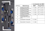 Bgs Technic Motorafstelset voor BMW, Land Rover V8