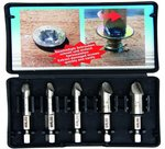 5-delige Screw Extractor Set