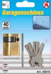 Bgs Technic Garagedeur profielcilinder 40 mm