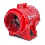 Ventilator 750 w met accessoires