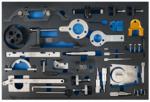 Bgs Technic Werkplaats Trolley 7 laden Motortiming gereedschapsets