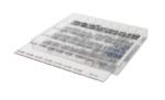 Bgs Technic Bit- en bithouder Set Verkoopdisplay 6,3 mm (1/4) aandrijving 340 st.
