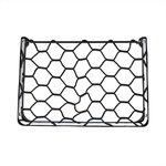 Opbergnet elastisch 31x21cm met kunststof frame NS-10