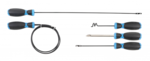 Bgs Technic Kabelinstallatie gereedschapset 5-delig