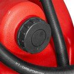 Tank diesel rood 110l, 12v piusi