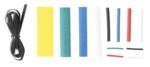 Bgs Technic Assortiment krimpkous kleur 171-delige