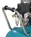 Riemaangedreven olie compressor 10 bar - 100 liter 3x400V
