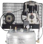 Zuigercompressor 10 bar - 270 liter -3x400V