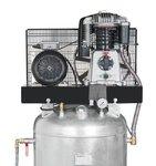 Zuigercompressor 15 bar - 270 liter -3x400V