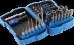 Bgs Technic Boren- en bitset | 6,3 mm (1/4) | 55-dlg