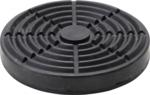 Bgs Technic Rubberschijf voor hefplatforms diameter 160 mm