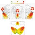Industriƒ«le infrarood heater 2KW