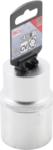 Bgs Technic Dopsleutel zeskant diep 12,5 mm (1/2) 38 mm