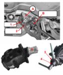 Bgs Technic Differentieelflens- & inlegmoer-gereedschapsset voor BMW