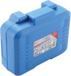 Bgs Technic Dopsleutel-inzetset, zeskant, extra diep aandrijf-binnenvierkant 10 mm (3/8) 8-14 mm 5-dlg