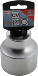 Bgs Technic Dopsleutel twaalfkant 20 mm (3/4) 55 mm