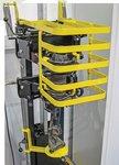 Pneumatische veercompressor 1600 kg