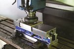 Mechanisch-hydraulisch machineklem euroline 100mm