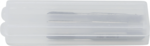 Bgs Technic Draadsnijtapset voor-, middel- en nasnijder M3 x 0,5 3-dlg