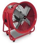 Ventilator 400 mm met accessoires