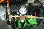 Bgs Technic Koelsysteem vul en ontluchtingsapparaat 6-dlg