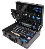 Bgs Technic Gereedschap set in aluminium koffer, 149 delig_