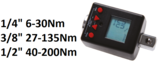 Bgs Technic Moment-adapter, digitaal 1/4_