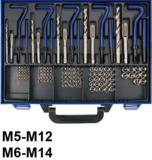 Bgs Technic Schroefdraad reparatieset M5-M12_