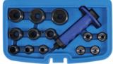 Bgs Technic Holpijpen set, 5-35 mm, 14 delig_