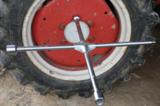 Bgs Technic Vrachtwagen kruissleutel vierkant 24 x 27 x 32 x 20 mm (3/4)_