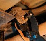 Bgs Technic Uitlaat (rubber)demontage tang, 360 mm_
