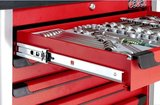 8-drawer trolley with 405pc tools (EVA)_