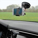 Universele GPS/GSM houder met zuignap_