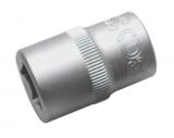 Oil Drain Plug dop, 4-pt, 8 en 10 mm_