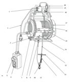 Elektrische takel -PH400-R_