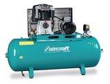Zuigercompressor 4kw - 10 bar - 270 l - 520 l/min_