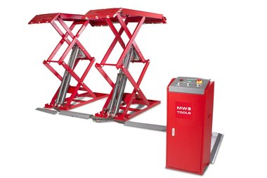 Schaarhefbrug 3 ton 230v