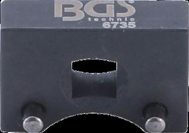 Bgs Technic Spanrollensleutel voor VW / AUDI-motoren 3.7L / 4.2L V8