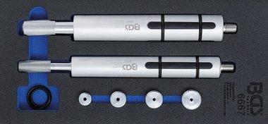 Bgs Technic Koppelingcentreerset voor vrachtwagen 6 dlg