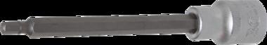 Bgs Technic 1/2 bit dop, interne hexagon 5 x 140 mm