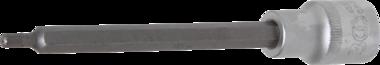 Bgs Technic 1/2 bit dop, Veeltand spline xzn m5 x 140 mm
