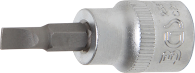 Bgs Technic Dopsleutelbit 10 mm (3/8) sleuf 5,5