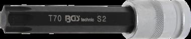 Bgs Technic Bit dop, 1/2 star t 70x120 mm